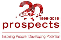 Prospects 20th anniversary