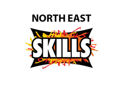 Churchill Community School attends North East Skills