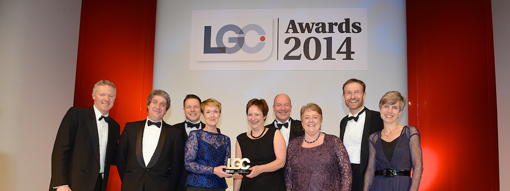 LGC Award Winners 2014 - Gloucester Youth Support